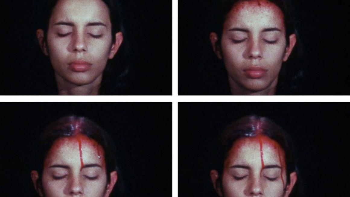 cuerpo, sangre y lágrimas/ana mendieta